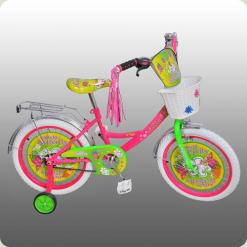 Велосипед PROFI дитячий мульт 12 дюймів P1251F-W