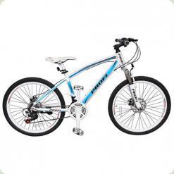"""Велосипед Profi Expert 24.1 24 """"Бирюзово-білий"""