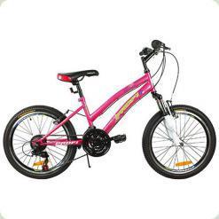 Велосипед Profi G20GRACE S20.1 Рожевий