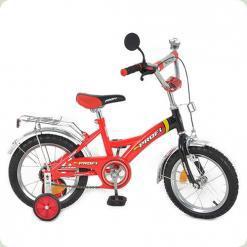 """Велосипед Profi Trike 12"""" P 1236 Червоно-чорний"""