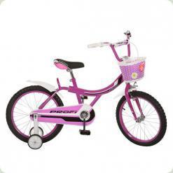"""Велосипед Profi Trike 14BX406-1 14"""" Фуксія"""