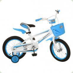 """Велосипед Profi Trike 14RB-2 14"""" Блакитний"""
