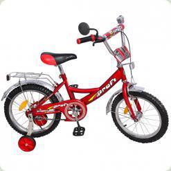 """Велосипед Profi Trike 16"""" P1641 Червоний"""
