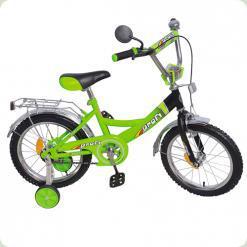 """Велосипед Profi Trike 16"""" P1645 Салатово-чорний"""