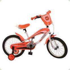 """Велосипед Profi Trike 16"""" SX16-01-1 Помаранчевий"""