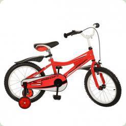 """Велосипед Profi Trike 16BA494-1 16"""" Червоний"""