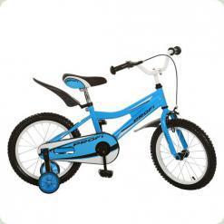 "Велосипед Profi Trike 16BA494-2 16"" Блакитний"