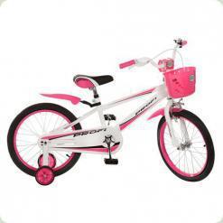 """Велосипед Profi Trike 18RB-1 18"""" Рожевий"""