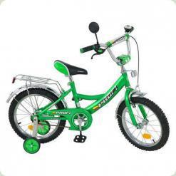 """Велосипед Profi Trike P 1442A 14"""" Зелений"""