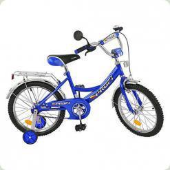 """Велосипед Profi Trike P 1843A 18"""" Синій"""