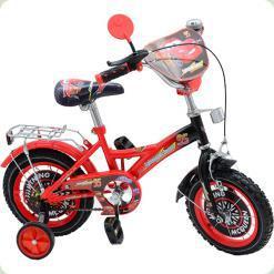 """Велосипед Profi Trike P1231C-1 12 """"Тачки"""