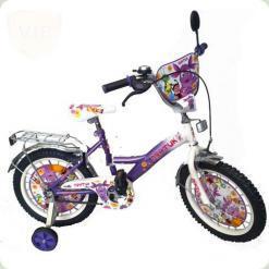 """Велосипед Profi Trike P1233L 12 """"Лунтик"""