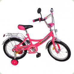 """Велосипед Profi Trike P1244A 12"""" Рожевий"""