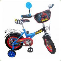 """Велосипед Profi Trike P1245S 12 """"Спайдермен"""