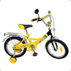 """Велосипед Profi Trike P1247 12 """"Жовто-чорний"""