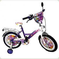 """Велосипед Profi Trike P1433L 14 """"Лунтик"""