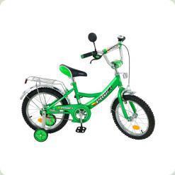 """Велосипед Profi Trike P1442 14"""" Зелений"""