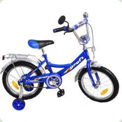 """Велосипед Profi Trike P1443 14 """"Синій"""