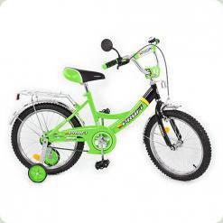 """Велосипед Profi Trike P1845 18 """"салатовий-чорний"""