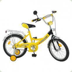 """Велосипед Profi Trike P1847 18 """"Жовто-чорний"""