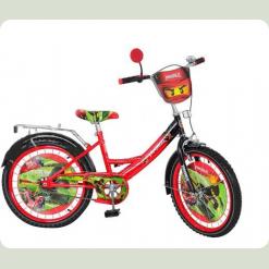 """Велосипед Profi Trike P2044N-1 20 """"Нінджягі"""