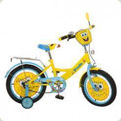 """Велосипед Profi Trike SB164 16"""" Sponge Bob"""