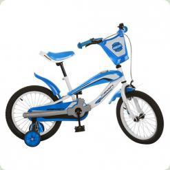 """Велосипед Profi Trike SX16-01-3 16"""" Блакитний"""