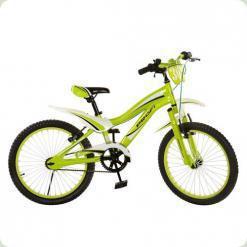 """Велосипед Profi Trike SX20-19-2 20"""" Салатовий"""