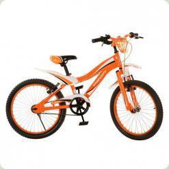 """Велосипед Profi Trike SX20-19-3 20"""" Помаранчевий"""