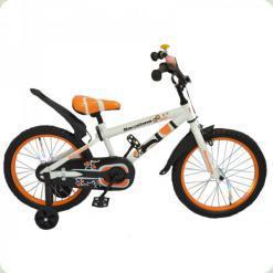 "Велосипед Rueda Barcelona 14"" Помаранчевий"