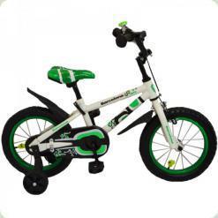 """Велосипед Rueda Barcelona 14"""" Зелений"""