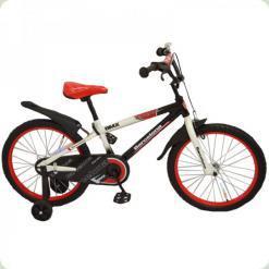 """Велосипед Rueda Barcelona 16"""" Червоний"""