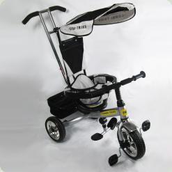 Велосипед триколісний Combi Trike BT-CT-0001 SILVER