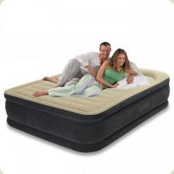 Велюр ліжко Intex 64408