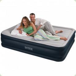 Велюр ліжко Intex 67736