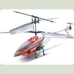 Вертоліт 3-к мікро і/ч Phantom 6010 (червоний)