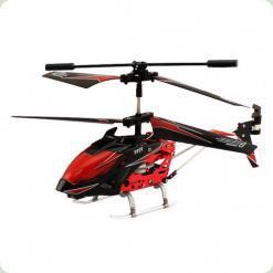 Вертоліт 3-к мікро і/ч WL Toys S929 з автопілотом (червоний)