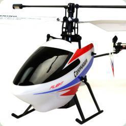 Вертоліт 4-к мікро р/к 2.4GHz WL Toys V911-pro Skywalker