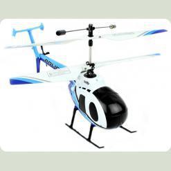 Вертоліт 4-к мікро р/к 2.4GHz Xieda 9988 Police співвісний копійний