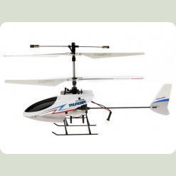 Вертоліт 4-к мікро р/к 2.4GHz Xieda 9998 співвісний (білий)