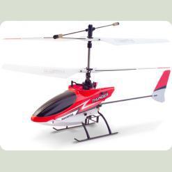 Вертоліт 4-к мікро р/к 2.4GHz Xieda 9998 співвісний (червоний)
