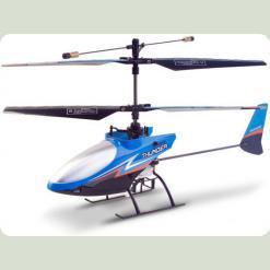 Вертоліт 4-к мікро р/к 2.4GHz Xieda 9998 співвісний (синій)