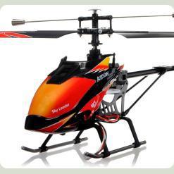 Вертоліт 4-к великий р/к 2.4GHz WL Toys V913 Sky Leader