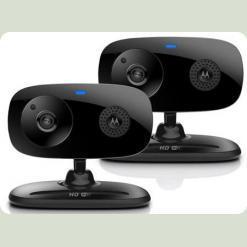 Відеоняня Motorola Focus 66 Black Wi-FI HD Camera