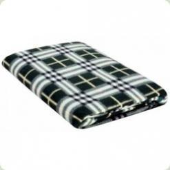 Водонепроникним килимок на природу Stenson 130х150 см E05069 Сірий
