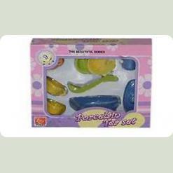 YH5989-A11 Чайний сервіз для ляльок, 9 предметів