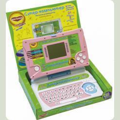"""Електронна розвиваюча гра «Супер-комп'ютер"""""""