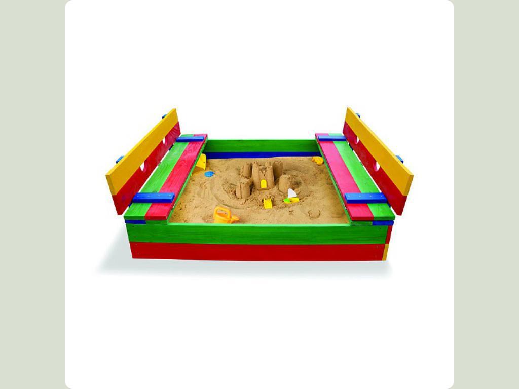 Дитяча кольорова пісочниця - купити за низькою ціною в інтернет ... f901cdd704d28