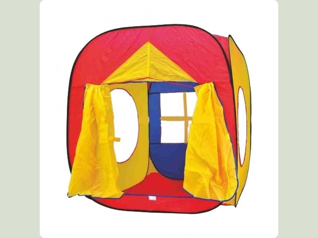 Палатка 3030 18 Домик , в сумке: 275 грн - игрушки для