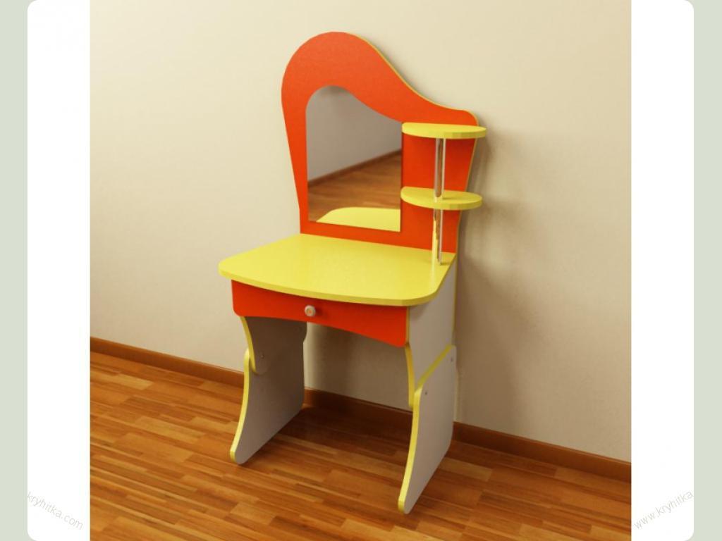 Парикмахерская стенки игровые детские мебель для детских сад.